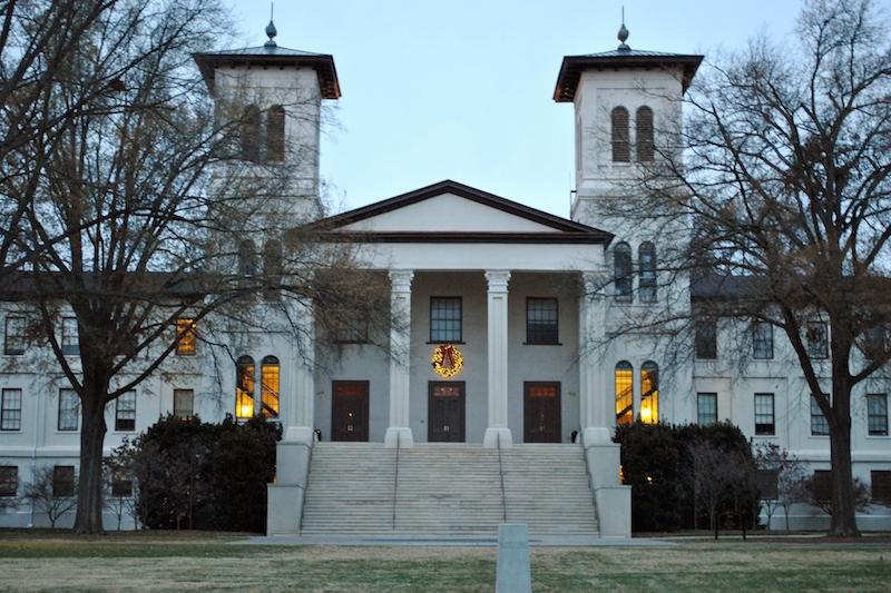 Wofford College in Spartburg, SC